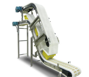 Small Footprint Conveyors | Topper Lift