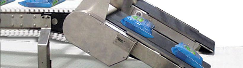 Vertical Switch Custom Conveyor Belts